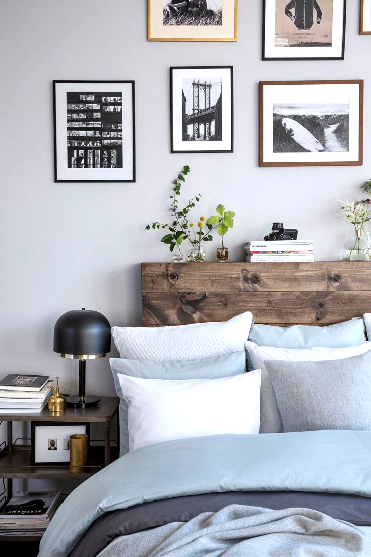 Photo:ChicDeco - Brooklyn Bedroom via Apartment Therapy