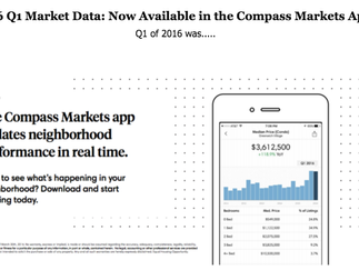 2016 Q1 Market Data Now Available in the New Compass Markets App