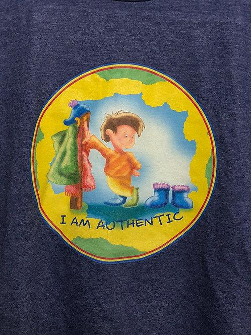 I AM Authentic T-shirt