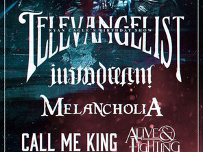 Next show TONIGHT, Feb 17, at Jack's Patio Bar with Televangelist!!