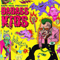 Kape Yeel - Badass Kids - Mixed by Carsten Heller