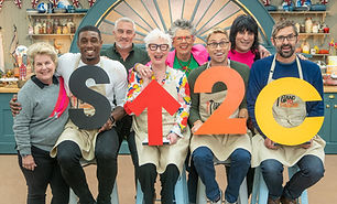 Exciting news - The Great Stand Up 2 Cancer Bake Off Is Back . . .
