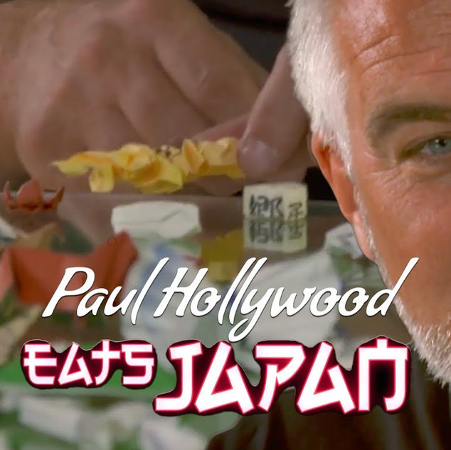 How to leave a tip in Japan | Paul Hollywood Eats Japan EXTRA