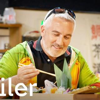 TRAILER | Paul Hollywood Eats Japan
