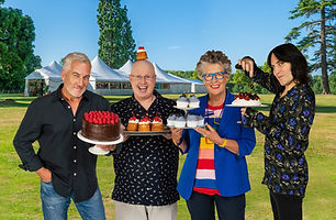 Paul Hollywood returns to the Bake Off tent for his tenth series . . .