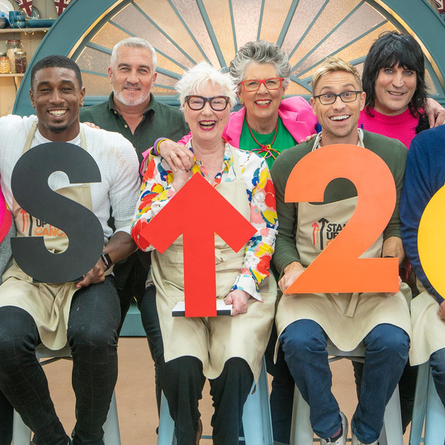 The Great Stand Up 2 Cancer Bake Off 2020