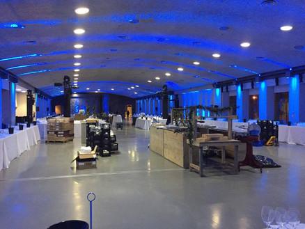 Montage pour Le Salon des vins Italiens