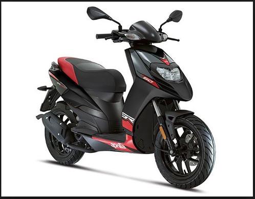 Aprilia SR 50cc Moped Scooters