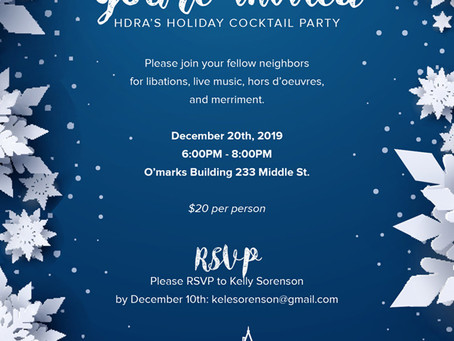 HDRA Holiday Party
