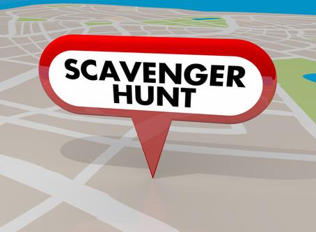 HDRA Scavenger Hunt