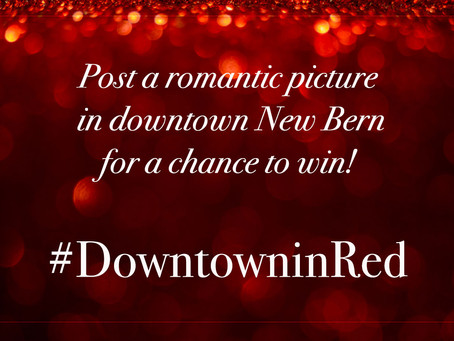 #DowntowninRed