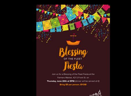 Blessing of the Fleet Fiesta