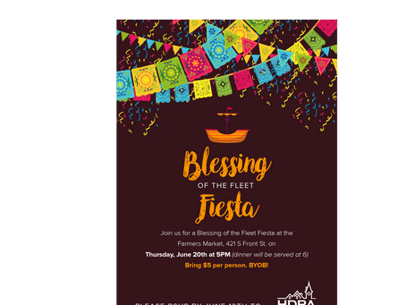 Blessing of the Fleet Fiesta