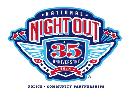 HDRA Members Represent at National Night Out