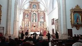 semana musica religiosa las pedroñeras