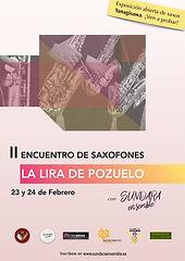 Encuentro de saxofones