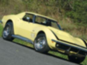 Wayne Harrison, The Spark and the Drive, ZL1 Corvette
