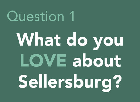 Share one thing you LOVE about Sellersburg!