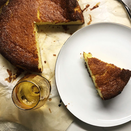 Basque Cheesecake