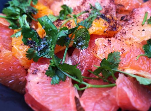 Suprême-ly good Citrus Salad
