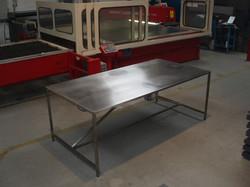 Nerozový stůl s odsáváním - foto č.2