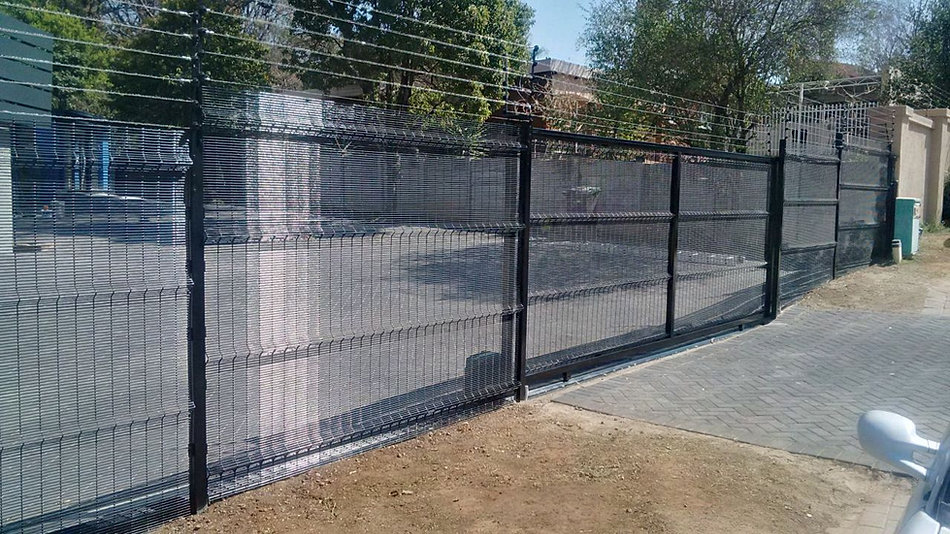 Clear View Fencing 358 Fence Clear Fence Clearvu