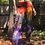 Thumbnail: Tie Dye Circle Leggings