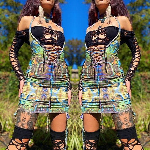 Astral Underbust Dress