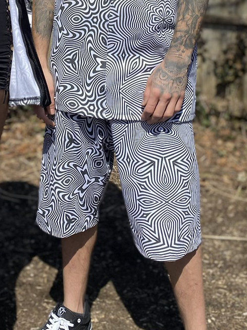 Double Vision Shorts
