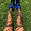Thumbnail: Lace Up Leg Warmers