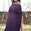 Thumbnail: High Waist Slit Skirt