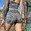 Thumbnail: Custom Patchwork Cinch Shorts
