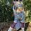 Thumbnail: Cosmic Peacock Bamboo Fleece Joggers