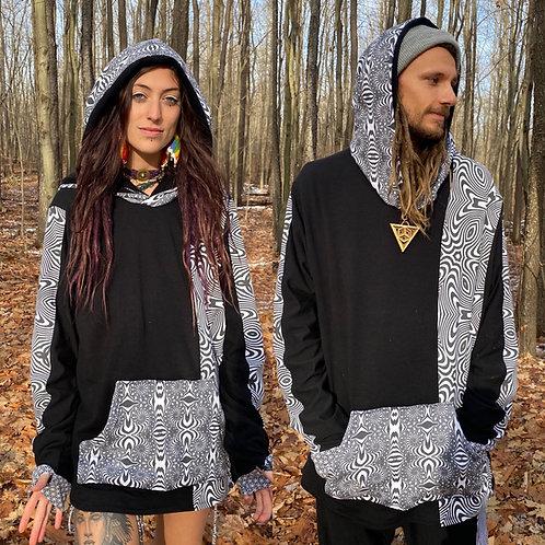Astral Portal Bamboo Fleece Hoodie