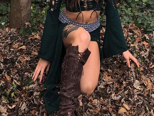 Sorceress Skirt Only