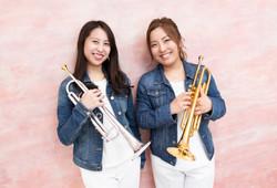 エモアイ-フォト-スタジオ-人生の宝物写真-2019-Trumpet-Duo-N