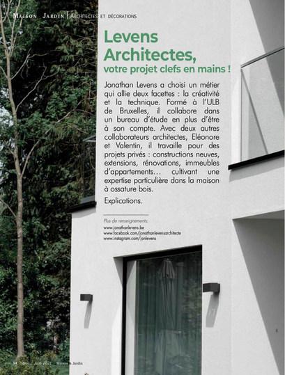 Maison & jardin - mai 2021