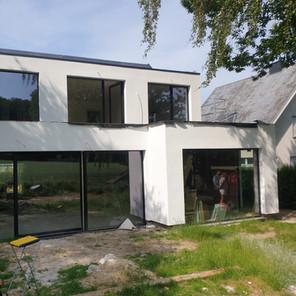 Rénovation à Tervuren
