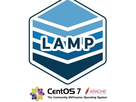 CentOS 7 LAMP