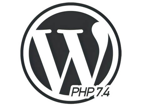 WordPress PHP 7.4 v1