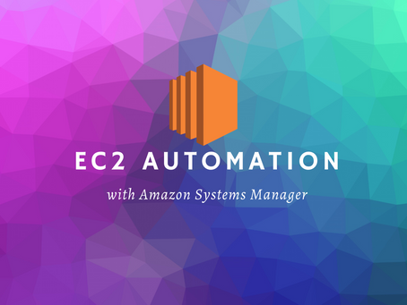 How to automatically start and stop EC2 instances with Amazon Systems Manager