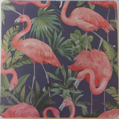 Flamingo Car Air Freshener