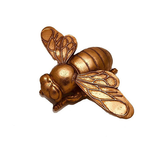 Large Rose Gold Bee