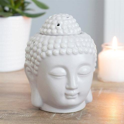 Small Grey Buddha Burner