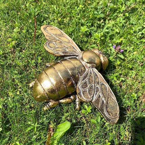 Large Gold Bee