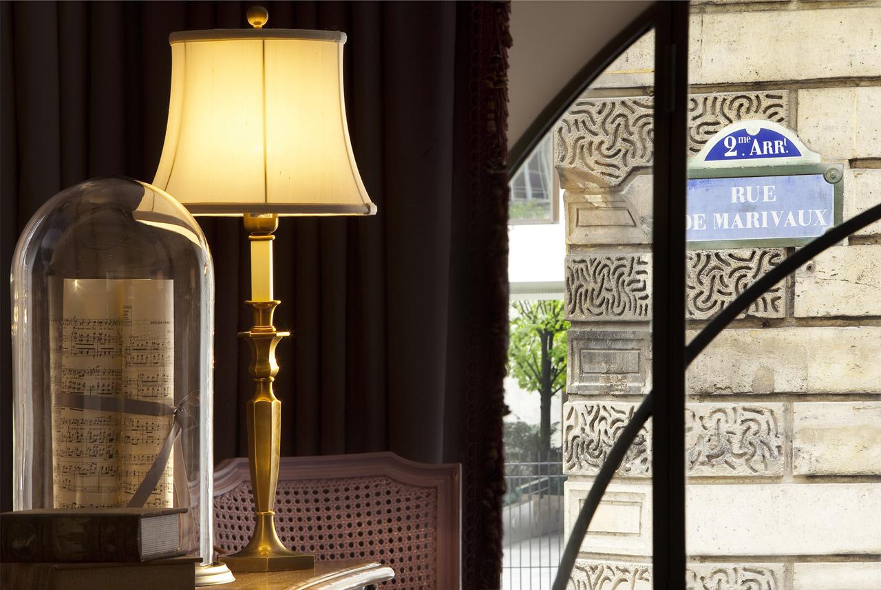 La Maison Favart, Paris