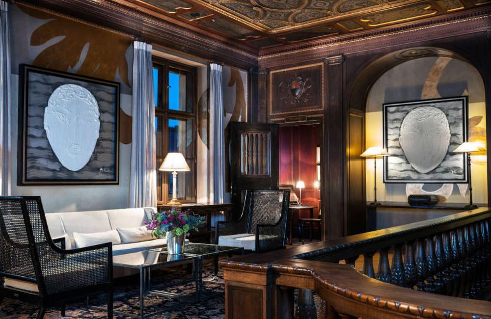 Schlosshotel Patrick Hellmann
