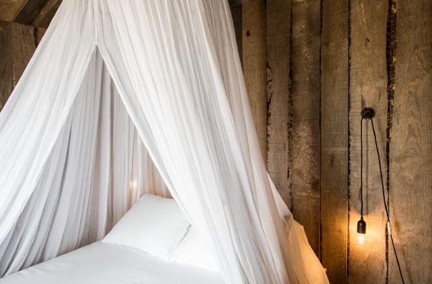a romantic hideaway