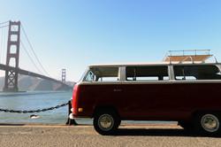 Vantigo tour, San Francisco