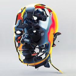 Anthony Gargasz  - 'metallic faces'